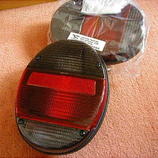 Bug Flat Style Dark Taillights