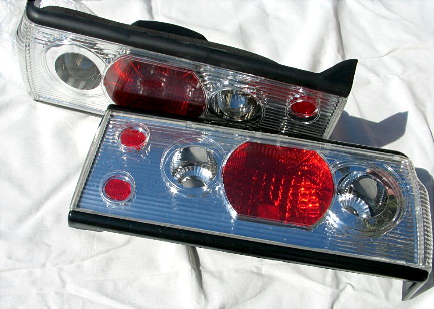 1993 vw fox headlight