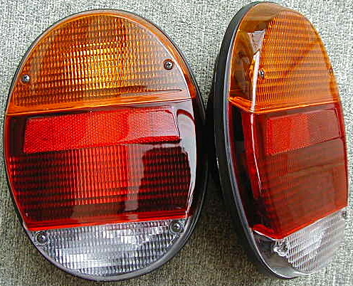 Bug Flat Style Taillights